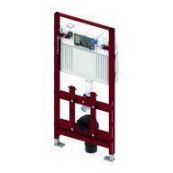 Застенный модуль TECElux 400 с регулировкой высоты и системой очистки воздуха, высота установки 1120 мм